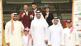 Nasser claims overall Hathab Series title