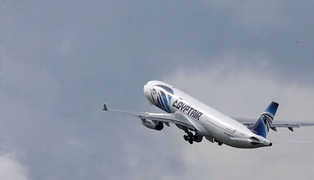 EgyptAir flight
