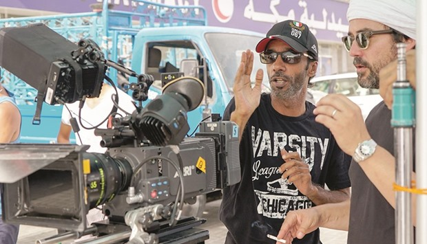 'Nobody has tackled family issues in the cinema of the Gulf'