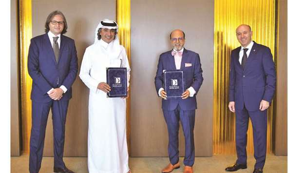 Doha Bank has joined forces with the International Centre for Sport Security (ICSS)