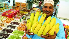 The most sought after fruits in Qatar for Iftar, sohour: A quick look at the markets