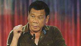 Rodrigo Duterte: set for overseas trips