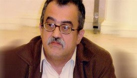 Nahed Hattar  was charged with inciting sectarian strife. Picture courtesy: Al Jazeera