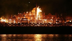 Event to mark the 350th anniversary of the Great Fire of London