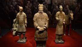 Treasures from China's past at MIA