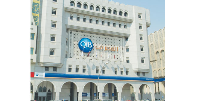 QIB's assets totalled $20.1bn at the end of last year, up from $16bn in 2011, data compiled by Bloom