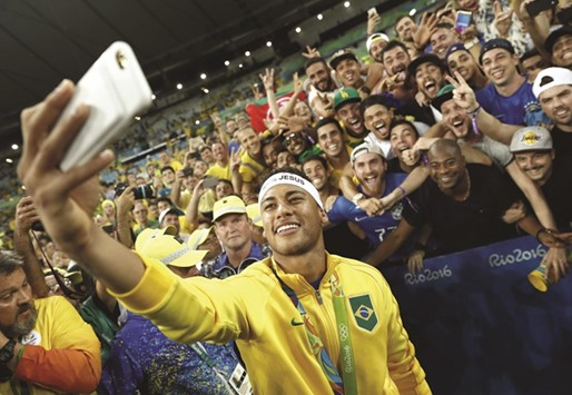 Olympics-For Brazil, it was always about football
