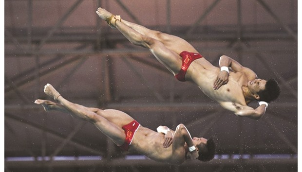 Kohei Uchimura and Japanese men claim gold in gymnastics team final